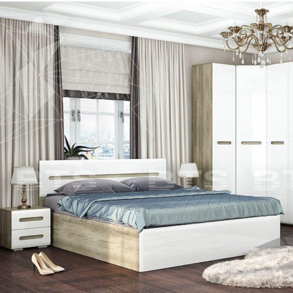 Кровать Наоми КР-11 от BTS в Донецке интернет-магазин Коломбо