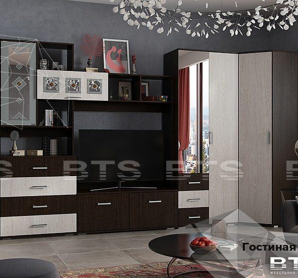 Гостиная Белла от БТС в Донецке интернет-магазин Коломбо