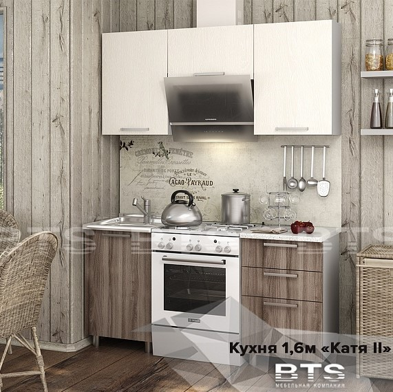 Кухня Катя 1,6м