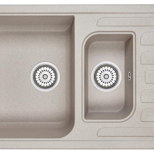 Кухонная мойка Granula 7803