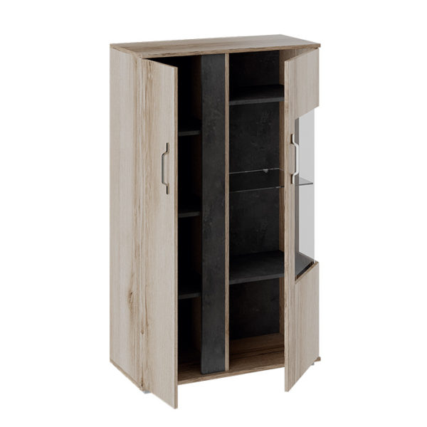 Шкаф комбинированный Брайтон мф Три-Я