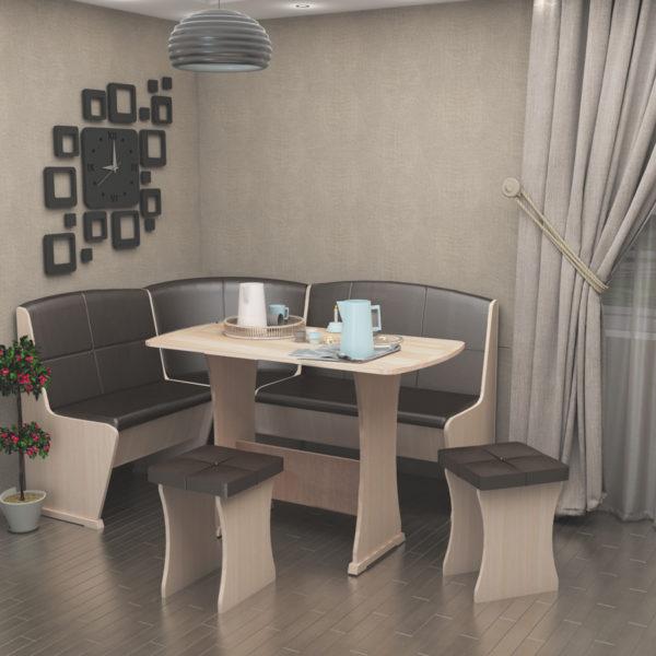 Кухонный уголок Тип 2 мф феникс в Донецке интернет-магазин Коломбо