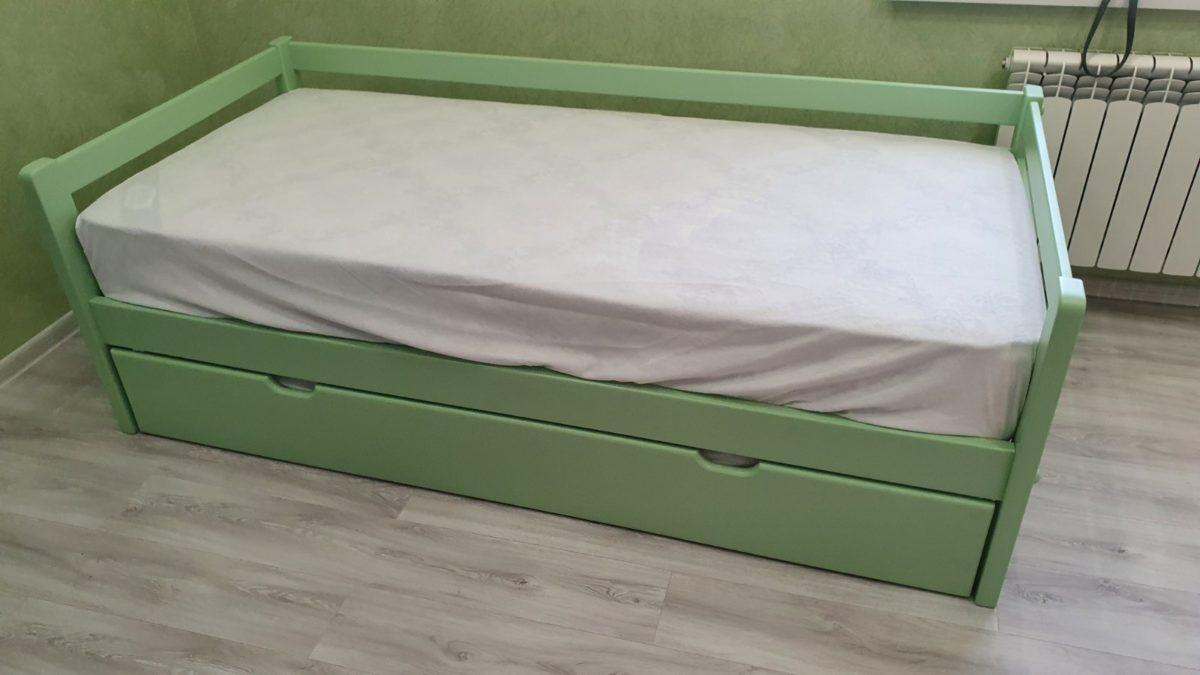 Кровать Немо с доп. спальным местом
