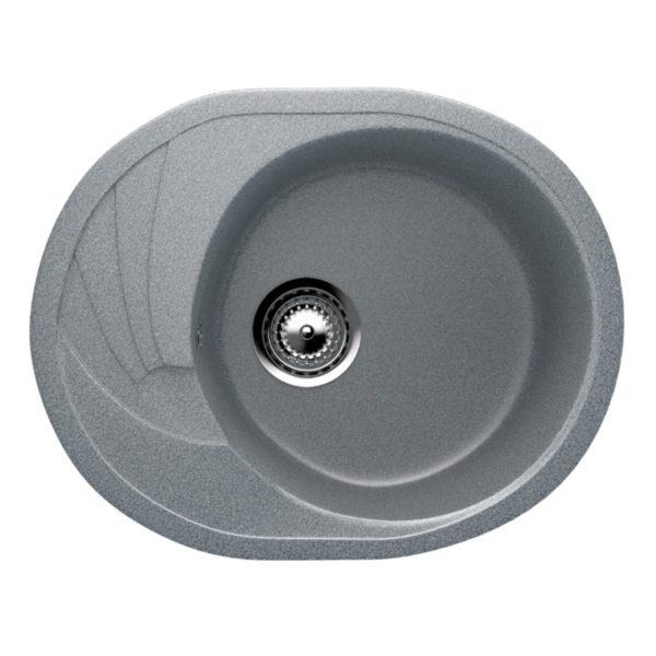 Кухонная мойка ES-17 - Тёмно-серый