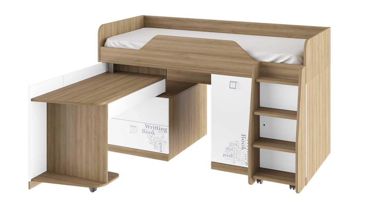Кровать Чердак Оксфорд