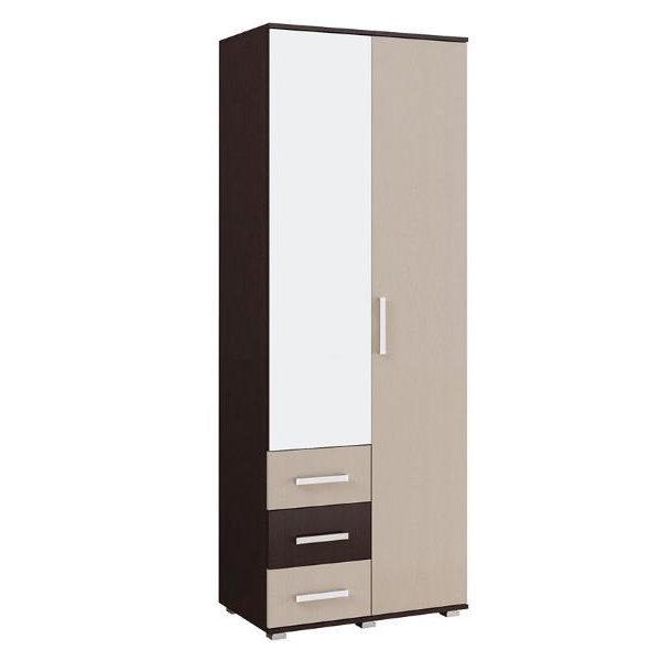 Шкаф в прихожую или гостиную Белла в Донецке интернет-магазин Коломбо