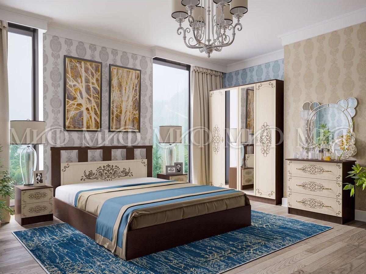 Спальня Жасмин от мф МИФ в Донецке