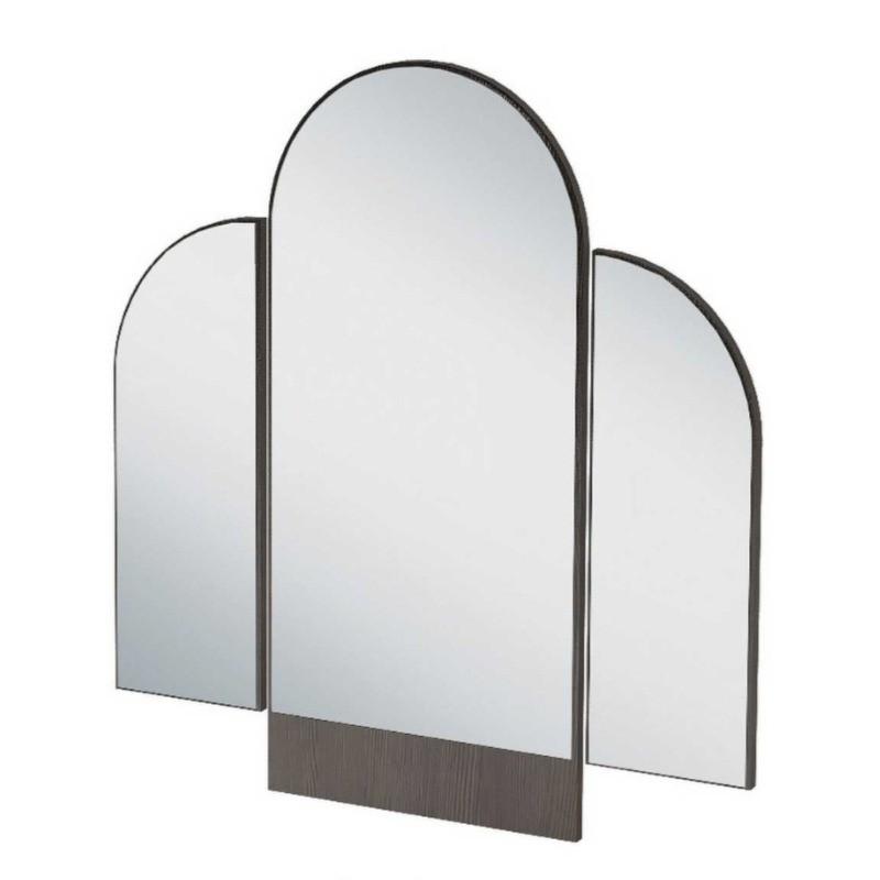 Зеркало трельяжное Бася 552 - Дуб Венге/Дуб Белфорт