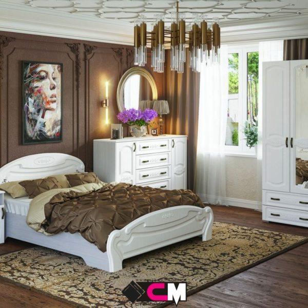 Спальня Медина от СтендМебель в Донецке интернет-магазин Коломбо