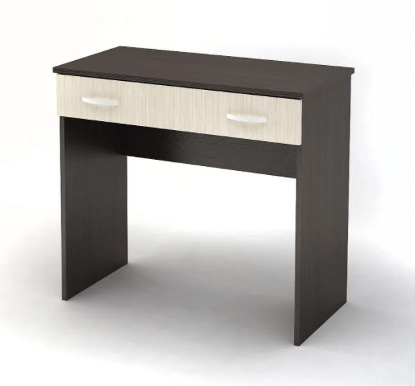 Стол макияжный Бася 551 М - Дуб Венге/Дуб Белфорт