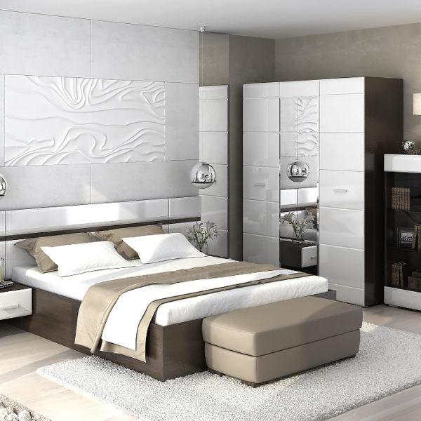 Спальня Вегас от СтендМебель в Донецке интернет-магазин Коломбо