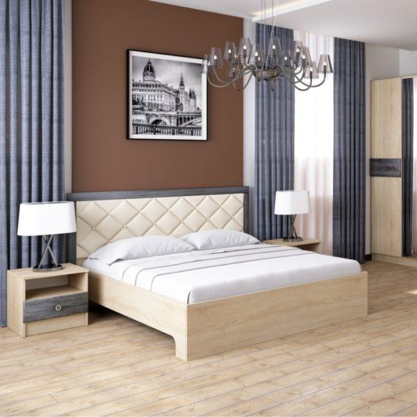 Кровать Мадлен от ТЭКС в Донецке интернет-магазин Коломбо
