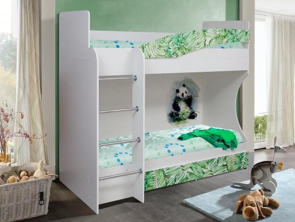 Кровать Адель-1 Панда