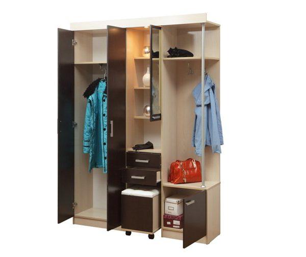 Шкаф-Комбинированный Дебют-5