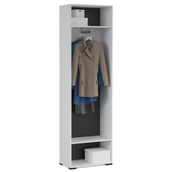 Шкаф Йорк 2Д с зеркалом