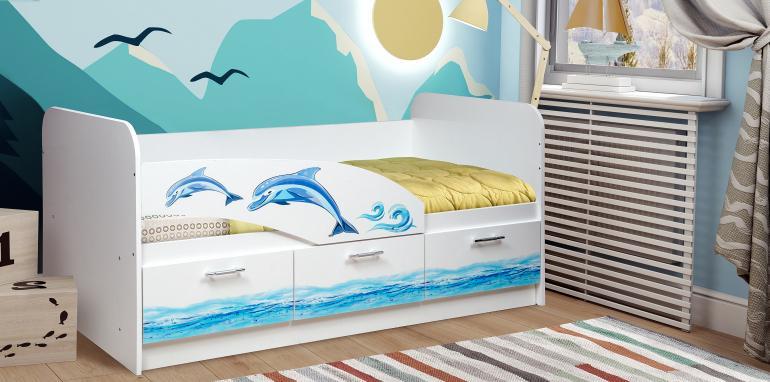 Кровать 06.296 Некст в Донецке интернет-магазин коломбо