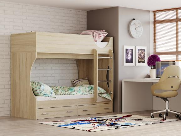 Кровать Адель Д2
