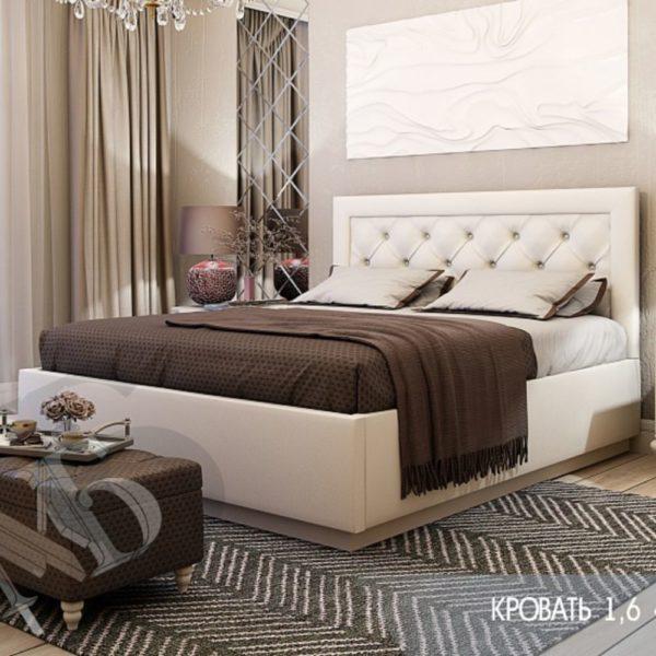 Кровать Версаль 1,6 от BTS в Донецке интернет-магазин Коломбо