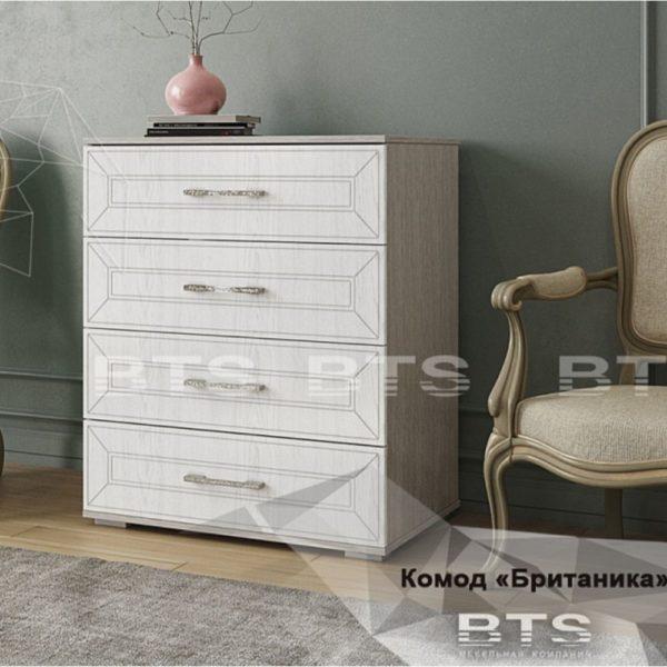 Комод Британика от BTS в Донецке интернет-магазин Коломбо