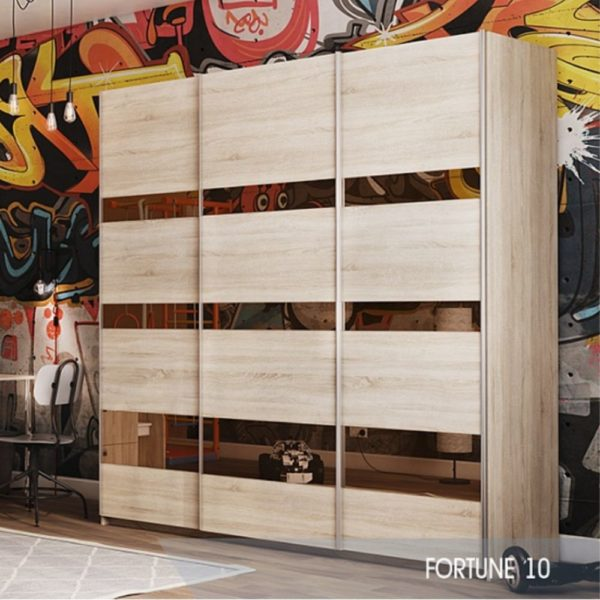 Шкаф-купе Fortuna-10 от Мебелони в Донецке интернет-магазин Коломбо
