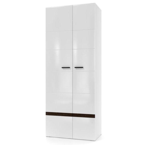Шкаф 2-х створчатый универсальный Соло в Донецке интернет-магазин Коломбо