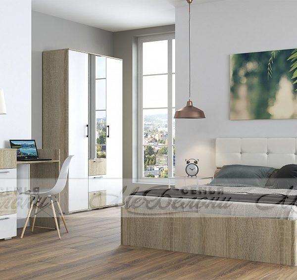 Спальня Белладжио от BTS в Донецке интернет-магазин Коломбо