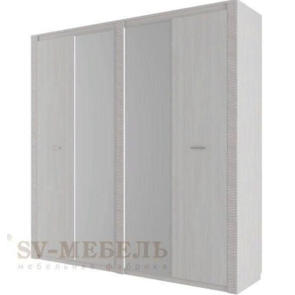 Шкаф четырехстворчатый Гамма 20 от SV-Мебель в Донецке интернет-магазин Коломбо