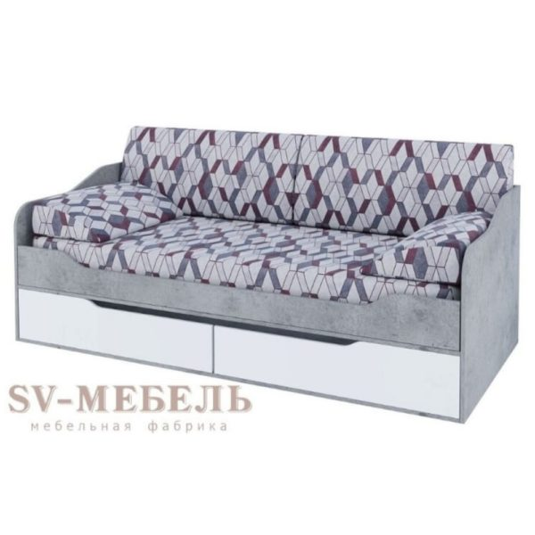 Кровать-диван Грей от SV-Мебель в Донецке интернет-магазин Коломбо