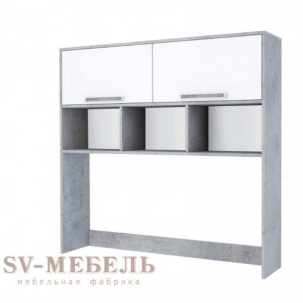 Надстройка Грей от SV-Мебель в Донецке интернет-магазин Коломбо