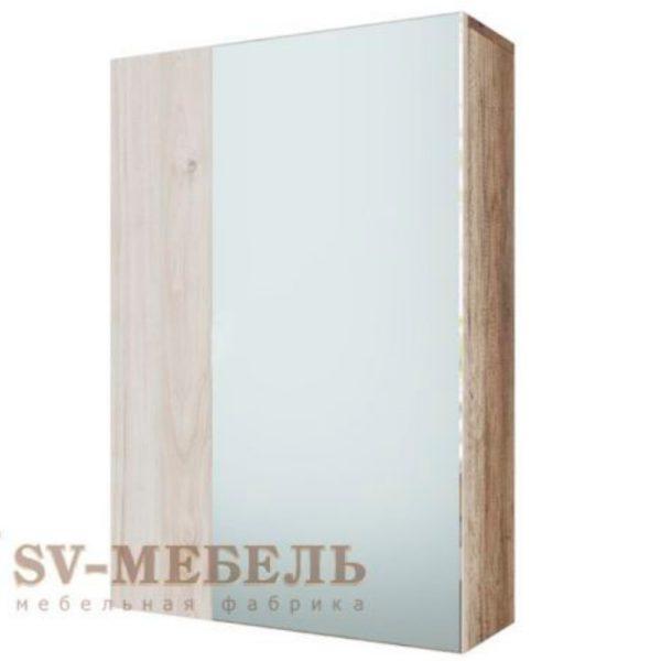 Шкаф с зеркалом Визит-1 от SV-Мебель в Донецке интернет-магазин Коломбо