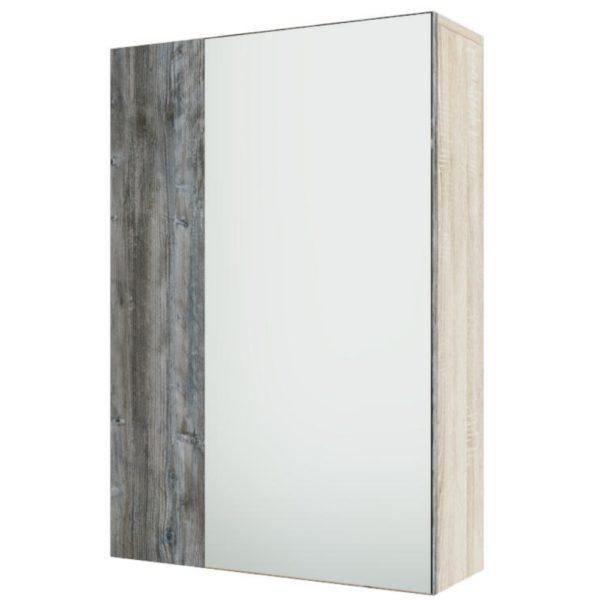 Шкаф с зеркалом Визит-1