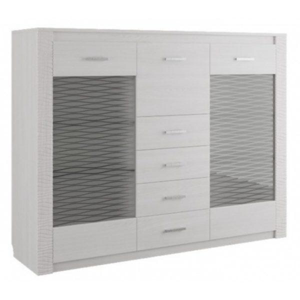 Комод-витрина Гамма 20 от SV-Мебель в Донецке интернет-магазин Коломбо