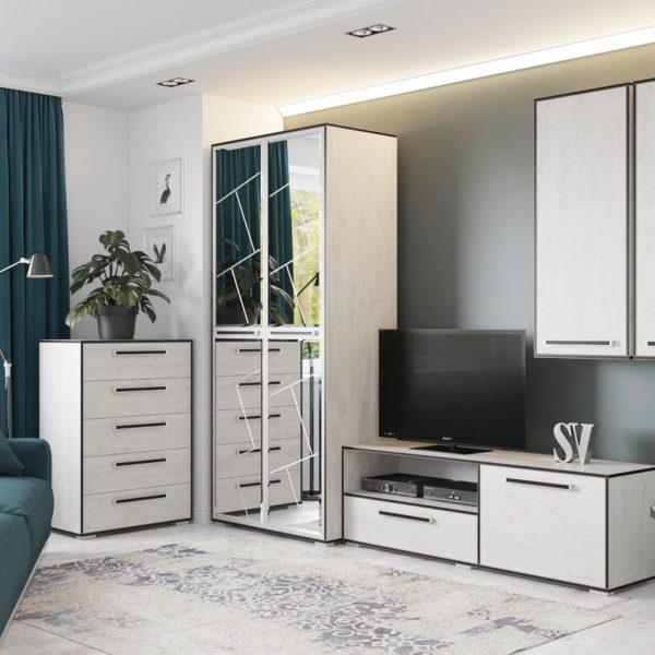 Гостиная Степ-1 от SV-Мебель в Донецке интернет-магазин Коломбо