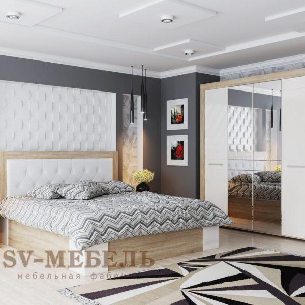 Спальня Лагуна 6 от SV-Мебель в Донецке интернет-магазин Коломбо