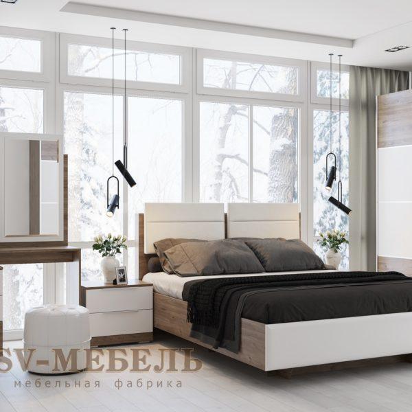 Спальня Лагуна 8 от SV-Мебель в Донецке интернет-магазин Коломбо