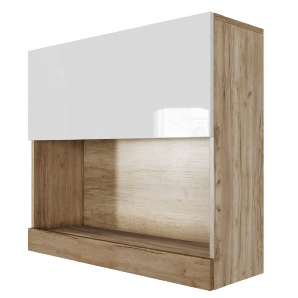 Шкаф навесной (800) Ницца