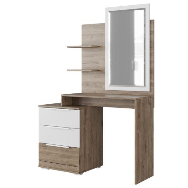 Стол туалетный Лагуна 8 от SV-Мебель в Донецке интернет-магазин Коломбо
