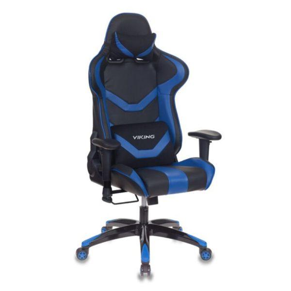 Кресло игровое Бюрократ CH-772N/BL+BLUE (1075442) купить в Донецке интернет-магазин Коломбо