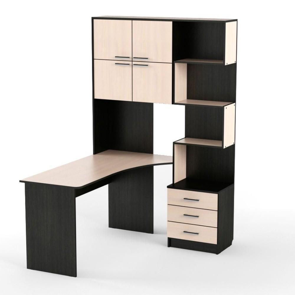Стол компьютерный №9 от SV-Мебель в Донецке интернет-магазин Коломбо
