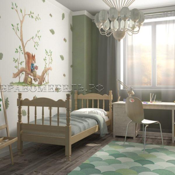 Купить кровать Аленка в Донецке, интернет-магазин Коломбо
