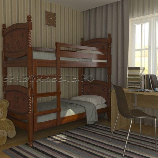 Купить кровать Валерия в Донецке, интернет-магазин Коломбо