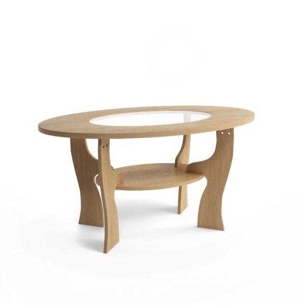 Стол Журнальный №4 от SV-Мебель в Донецке интернет-магазин Коломбо