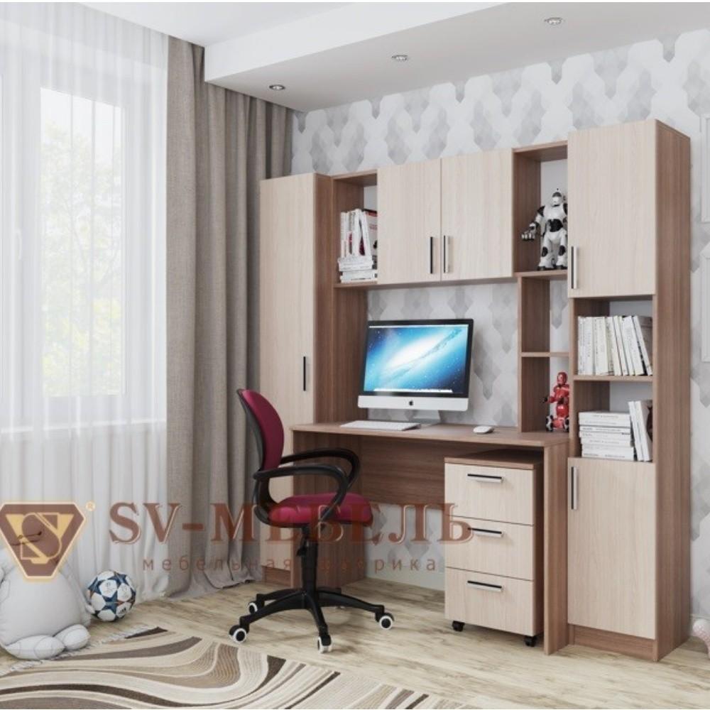 Сто компьютерный №7 от SV-Мебель в Донецке интернет-магазин Коломбо