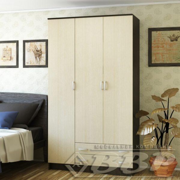 Шкаф 3-х створчатый Рэд от ВВР в Донецке интернет-магазин Коломбо