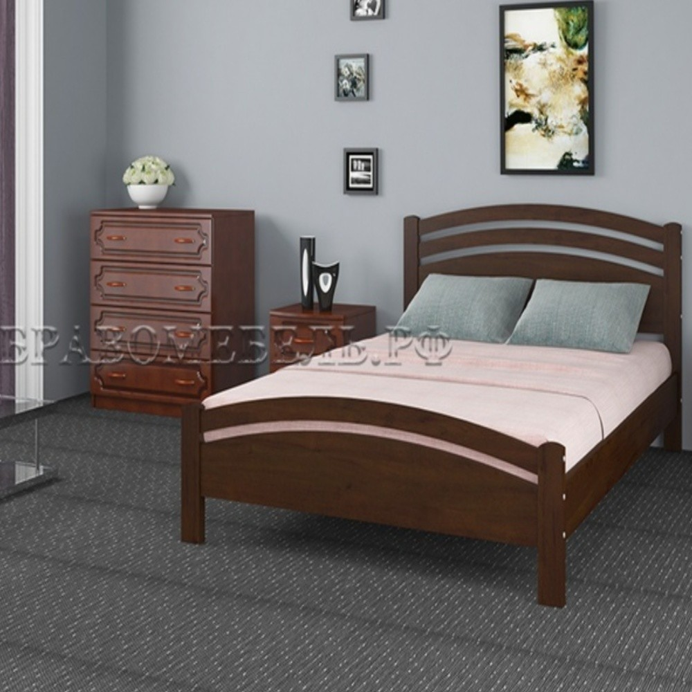 Купить кровать Камелия-3 в Донецке, интернет-магазин Коломбо