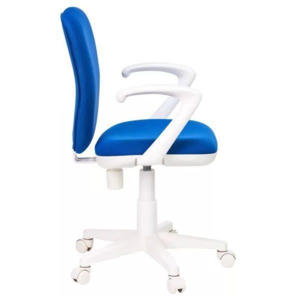 Кресло Бюрократ KD-W10A - Синий