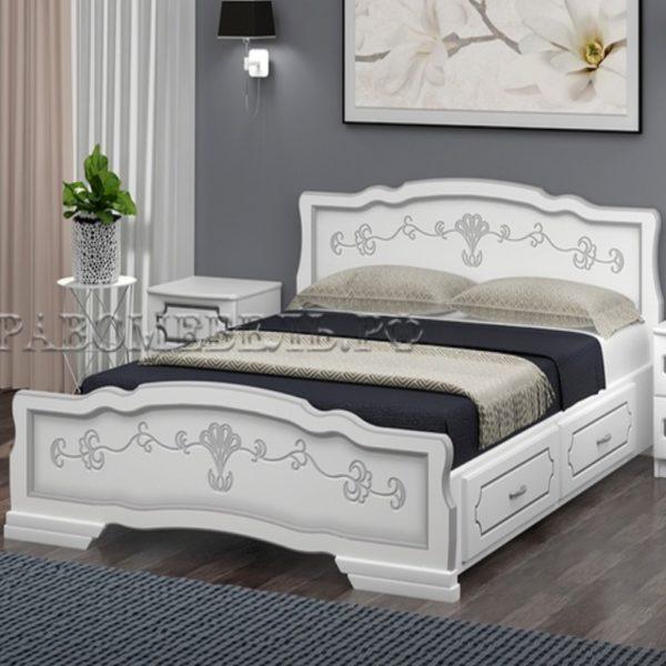 Купить кровать Карина-6 с ящиками в Донецке, интернет-магазин Коломбо