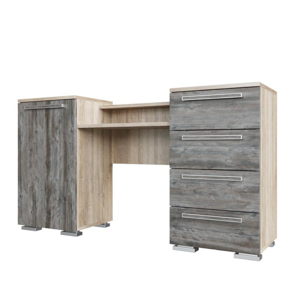 Стол туалетный Лагуна 2 от SV-Мебель в Донецке интернет-магазин Коломбо