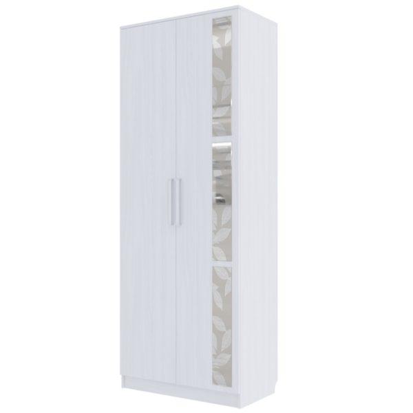 Шкаф двухстворчатый Николь 1 от SV-Мебель в Донецке интернет-магазин Коломбо