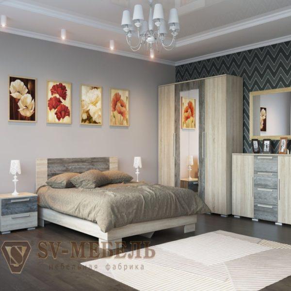 Спальня Лагуна 2 от SV-Мебель в Донецке интернет-магазин Коломбо